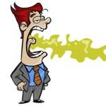 Kā noteikt, vai tev ir slikta elpa?