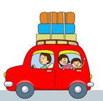 Kā pavadīt laiku garā pārbraucienā ar mašīnu?
