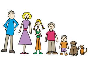 kā tikt galā ar problēmām ģimenē