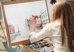 kā uzlabot savas mākslas prasmes