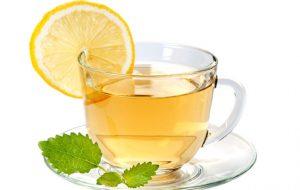 tēja ar citronu
