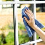 Kā tīrīt logus?